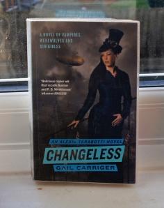 changeless gail carriger